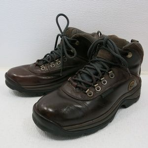 Timberland Waterproof Oil Tanned Hiking Boots 7.5